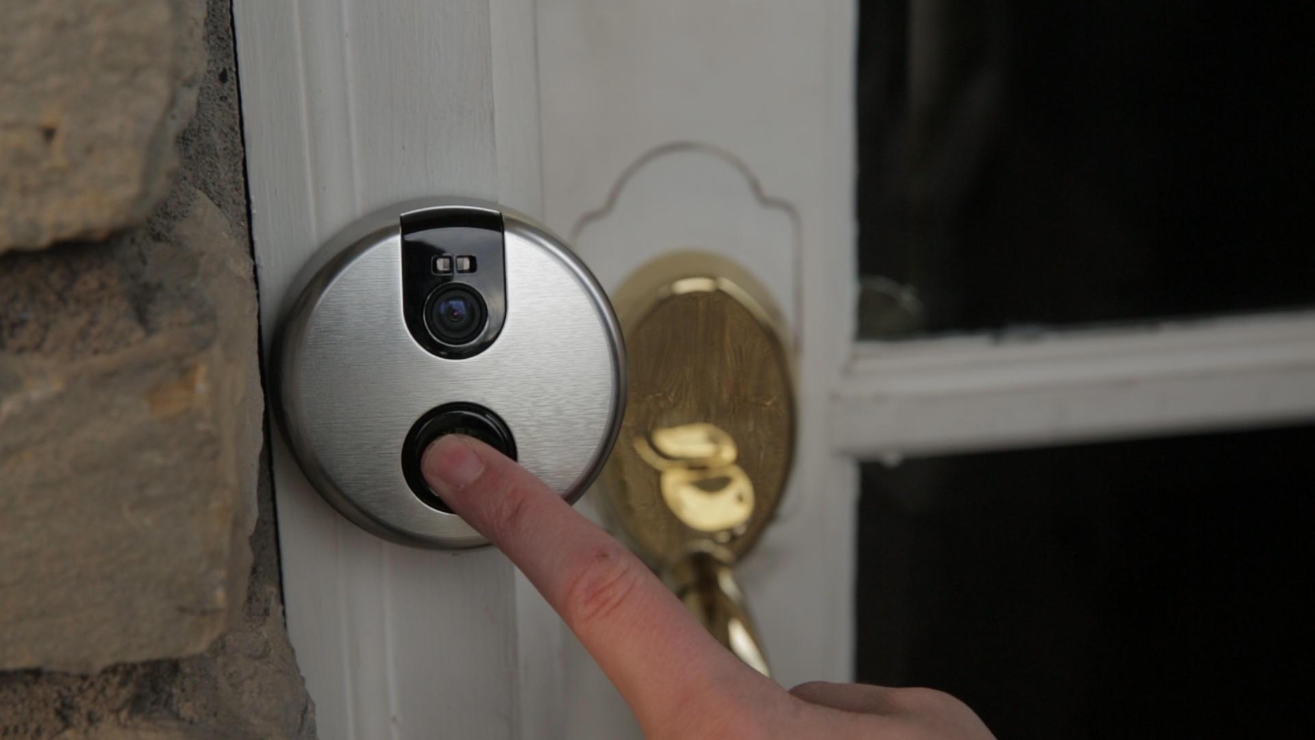 tech gadgets in property management skybell video doorbell