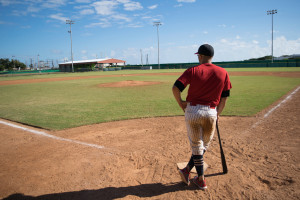 Lukas Krause baseball real property management