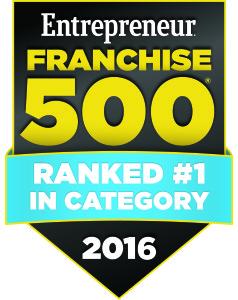 entrepreneur magazine franchise 500