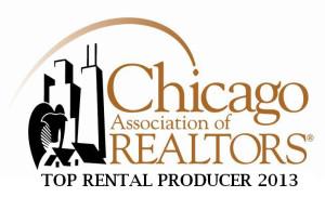 2013年芝加哥房地产经纪人协会最佳制作人