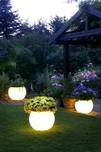 planters patio furniture glow in the dark paint