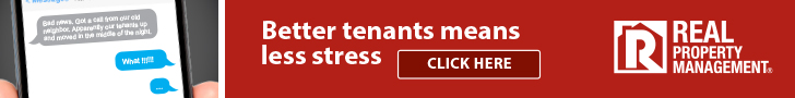Better tenants less stress