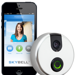tech gadgets in property management skybell