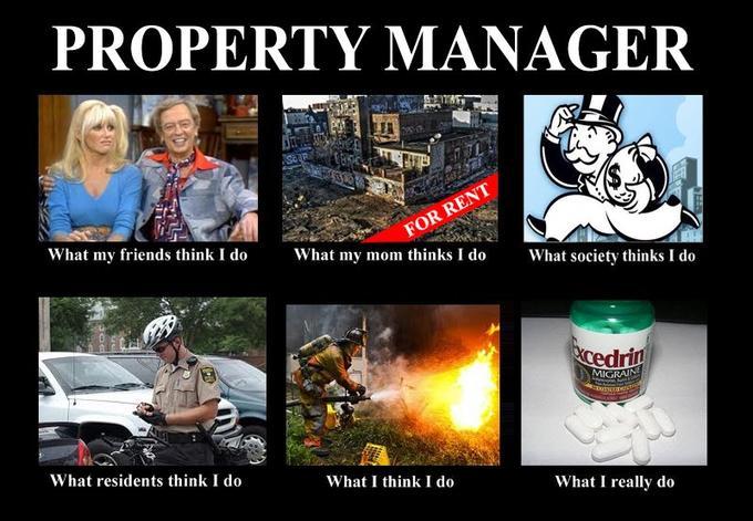Property Management Memes