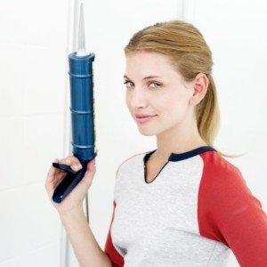 woman-caulk-gun