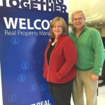 married couples in business real property management