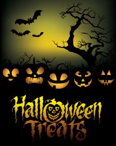 145-halloween-treats-poster-vector-graphics-free-download