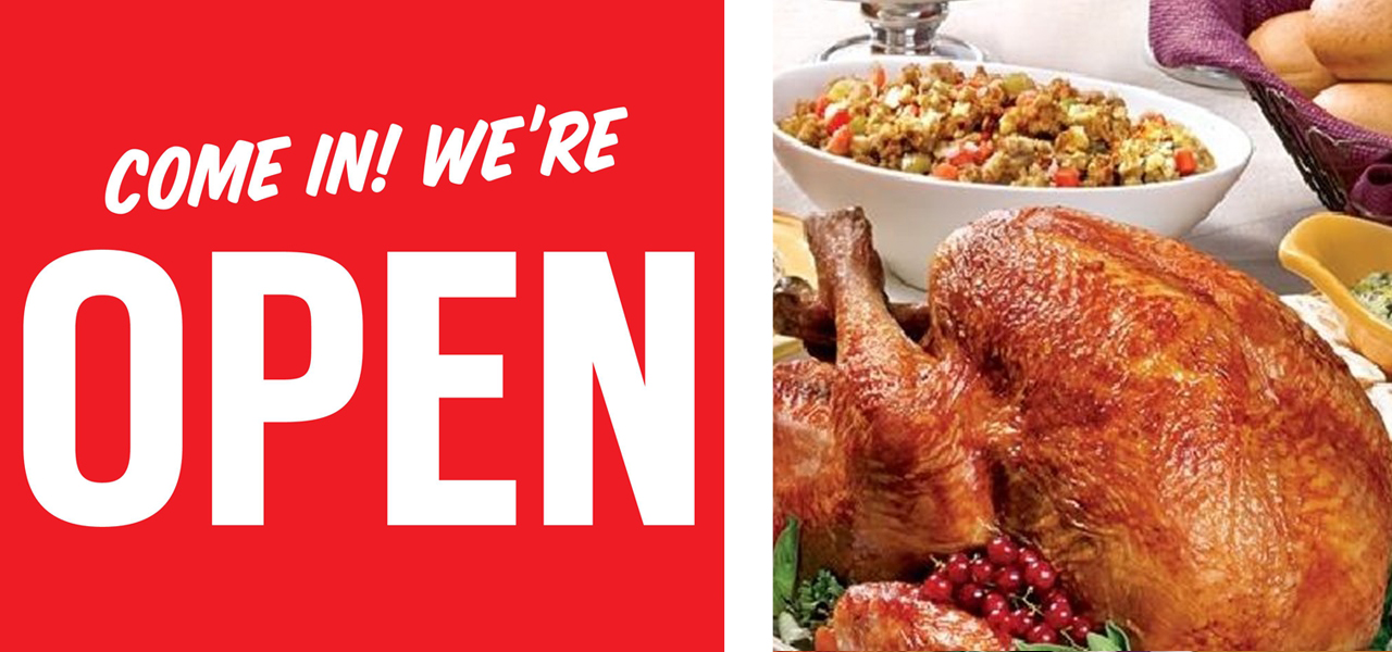 What restaurants are open on thanksgiving 2015 metro detroit for What restaurants are open on thanksgiving