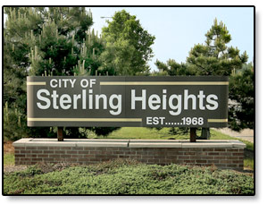 Community Service Opportunities in Sterling Heights, MI