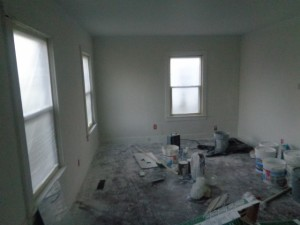 incomplete rental property