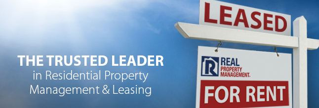 Trusted Leader in rental property management