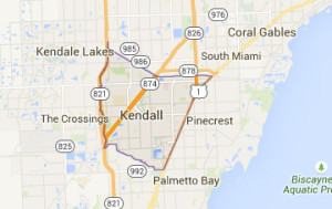 kendall-map