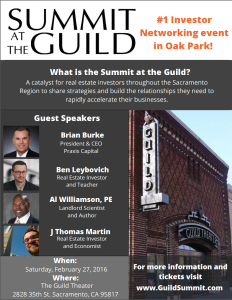 Summit at the Guild